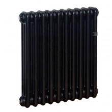 Трубчатый радиатор DeLonghi Multicolumn 3 колонны H=570 10 секций конф.0 черный