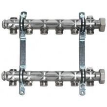 Колектор для теплої підлоги х-net НКА FA-06 нержавійка SHV06000000