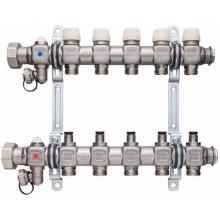 Колектор для теплої підлоги х-net Стандарт FХ-09 нержавійка SFV09000000