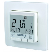Терморегулятор для теплого пола Eberle FIT 3F программируемый
