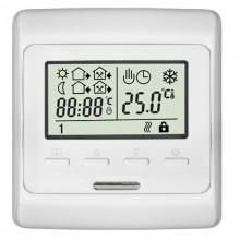 Терморегулятор для теплого пола In-Therm E51 программируемый