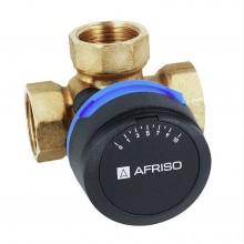Четырехходовой смесительный клапан Afriso ARV 484 DN25 Rp 1 1/4