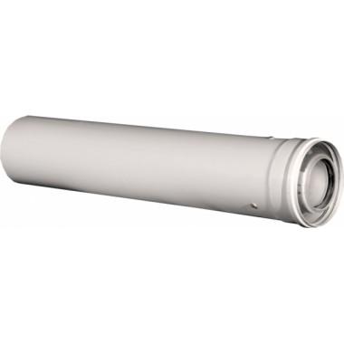 Подовжувач коаксіального трубопроводу FONDITAL для традиційних котлів 60/100 мм, 0.5 м (0TUBCOLU01)