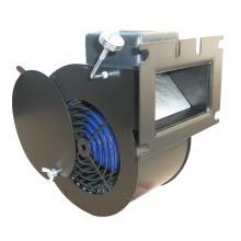 Вентилятор для твердотопливного котла Pol-Fans RMS-120 Typ MAX L=1 m 80 W (для котлов SE-32-50)