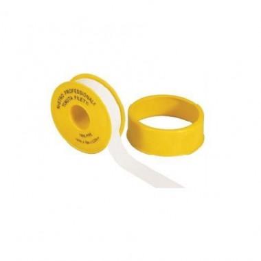 Лента тефлоновая профессиональная Goplast 19 мм х 15 м х 0,2 мм (1344000000)