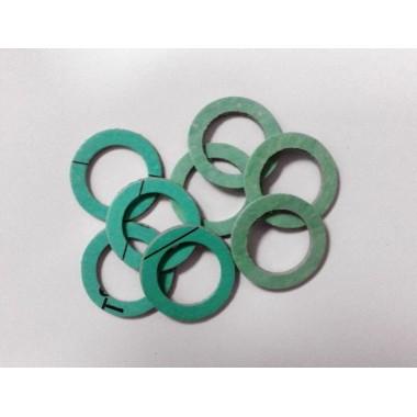 Прокладка фибровая безасбестового Goplast (зеленая) 3/4 (2000GUAR04)
