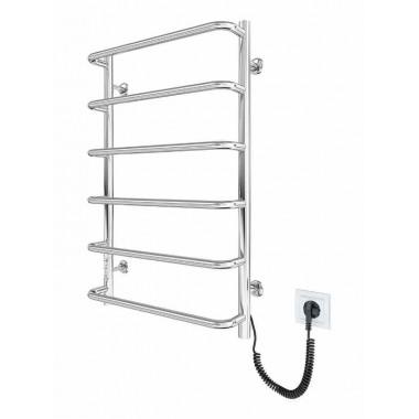 Полотенцесушитель электрический Стандарт НР-1 TR 800х530/170 MARIO таймер-регулятор
