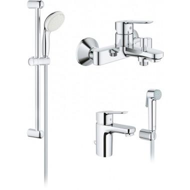 Набір для ванни  Grohe (23757000+23605000+27598001)
