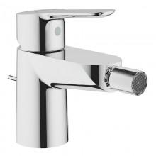 Смеситель для биде Grohe BauEdge с донным клапаном и ограничителем расхода воды (23331000)