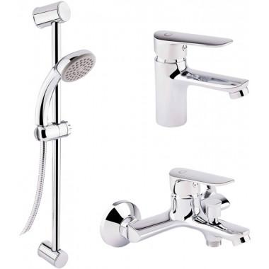 Набор смесителей для душа Q-tap SET CRM 35-211 (16512)