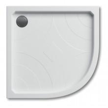 Душевой поддон Koller Pool Grace акриловый 90x90, полукруглый