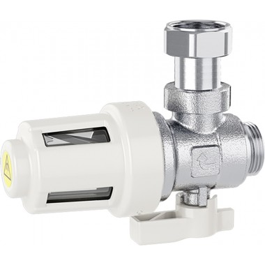 Магнитный фильтр Caleffi для котла 3/4 ВН 0-90° 3 bar (545900)