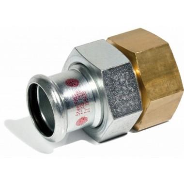 Разборное соединение с внутренней резьбой ВР 42x1*1/2 RM SteelPres 384042001