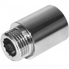 Удлинитель хром ВН 1/2х20 мм Pattaroni F194CR010