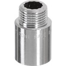 Удлинитель хром ВН 1/2х30 мм Pattaroni F194CR012