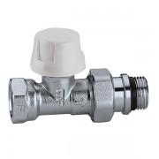 Кран радиаторный термостатический Caleffi 1/2 прямой (221402)