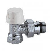 Кран радиаторный термостатический Caleffi 1/2 угловой (220402)