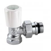 Кран радиаторный термостатический Caleffi 1/2 универсальный угловой (401402)
