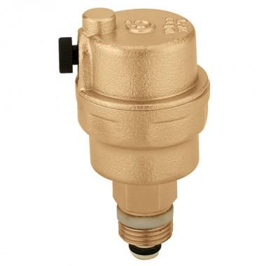 Автоматический воздухоотводчик Caleffi Robocal c автоматическим клапаном 1/2 (502543)