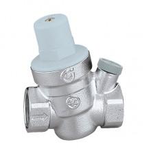 Редуктор давления Caleffi 1/2 c соединением для манометра (533441)