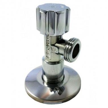 Кран вентильный Albertoni для сантехприборов 1/2х3/4 (D914689)